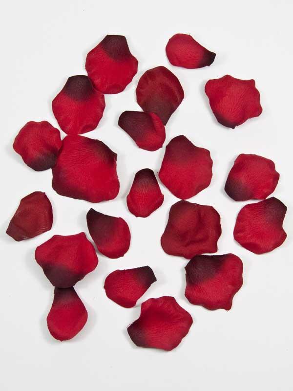 rozenblaadjes rood