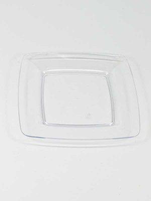 plastic schaaltje of schotel