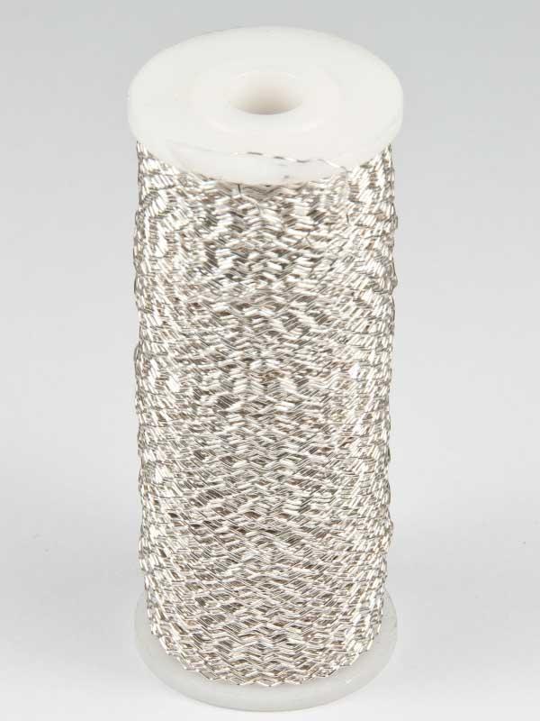 effectdraad zilverkleurig 140 meter