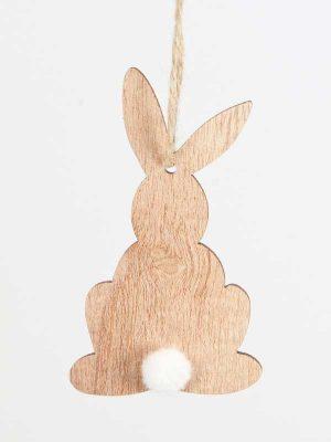 konijntje zittend
