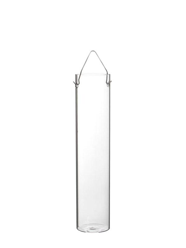 glazen buis 18 cm lang