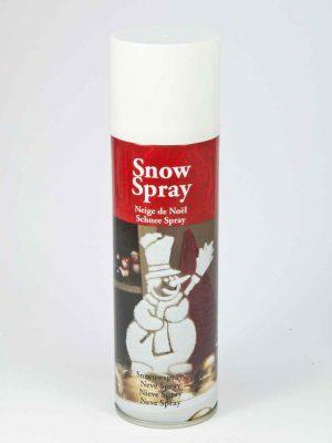 spuitbus sneeuw