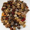 Natuurlijke droogmaterialen mix