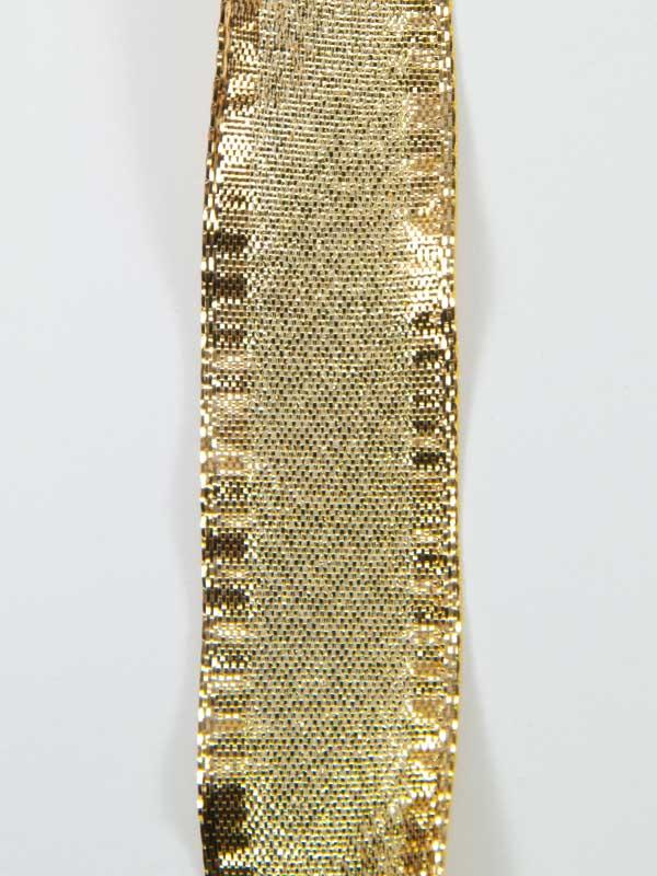 lint goud glitter 25mm