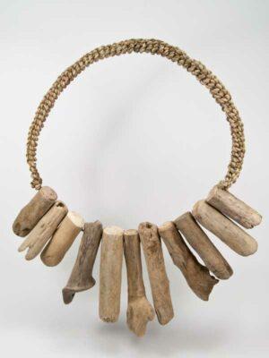 ring met drijfhout