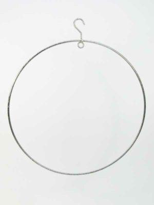 Ring van ijzerdraad