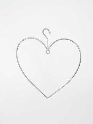 ijzeren frame hartvorm