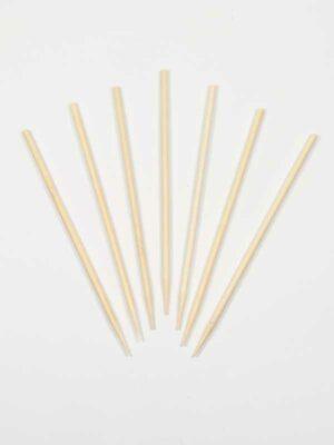 bamboe stokken 18 cm