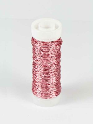 effectdraad licht roze, klosje met 25 gram
