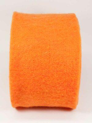 breed oranje vilt